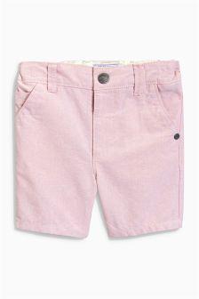 Oxford Shorts (3mths-6yrs)