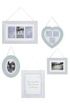 Set Of 5 Hanging Frames