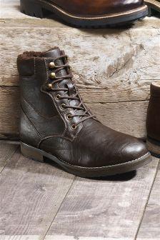 Brown Borg Boot