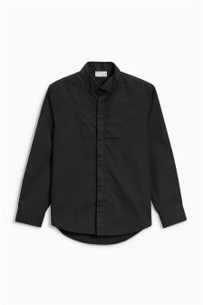 Next Black Shirt | Is Shirt