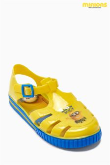 Minions Jelly Shoes (Younger Boys)