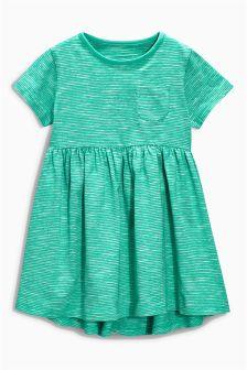 Jade Stripe Tunic (3mths-6yrs)