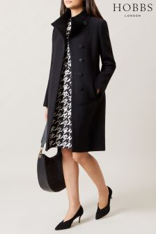 Hobbs Black Soraya Coat