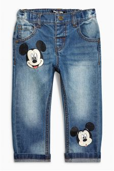 Mickey Mouse™ Jeans (3mths-6yrs)
