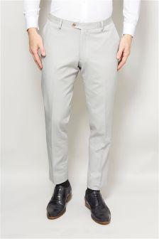 Cotton Suit: Trousers