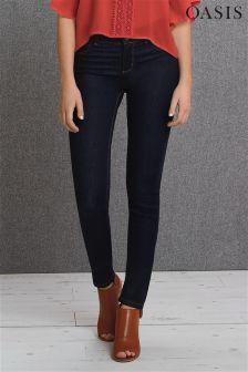Denim Dk Blue Oasis Jade Skinny Jean