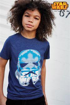 Blue Star Wars™ T-Shirt (3-14yrs)