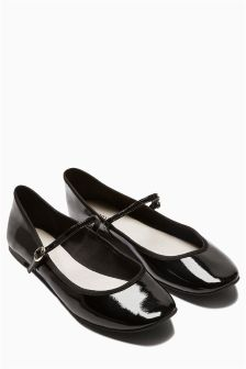 Mary Jane Dolly Shoes