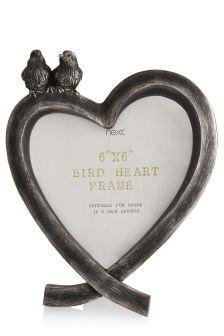 Bird Heart Frame