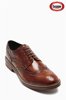 Base® London Woburn Brogue