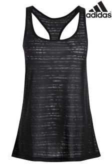 adidas Black Lightweight Tank