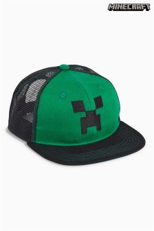 Minecraft Mesh Cap (Older Boys)