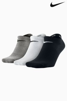 Nike Lightweight No Show Socks Three Pack