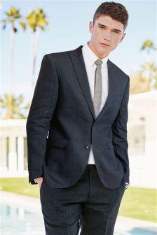 Linen Rich Suit