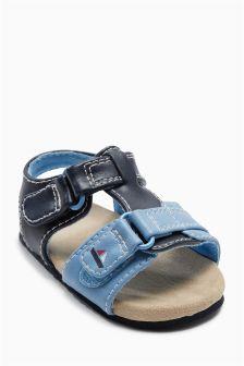 Pram Footbed Sandals (Younger Boys)