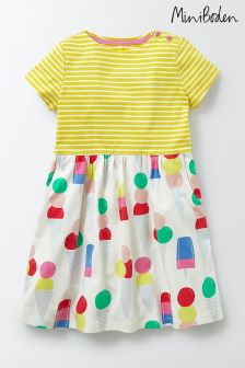 Boden Yellow Dress