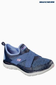 Skechers® Navy Flex Appeal 2.0 Trainer