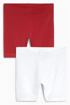 Jersey Shorts Two Pack (3-14yrs)