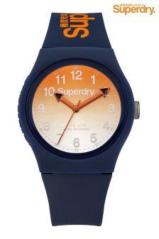 Blue Superdry Watch