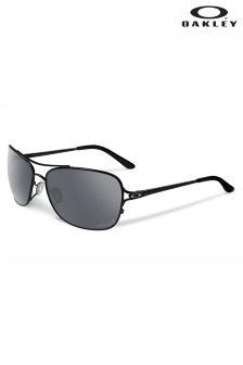 Oakley® Black Conquest Sunglasses