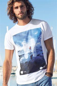 Photo Printed T-Shirt