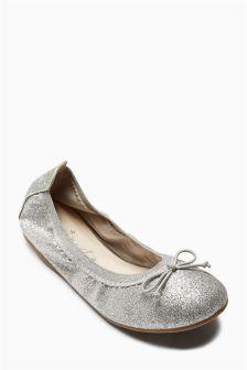 Flexi Bow Ballerinas (Older Girls)
