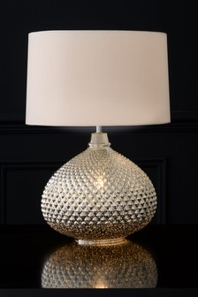 Glamour 2 Light Table Lamp