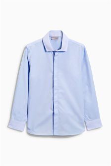 Blue Smart Shirt (12mths-16yrs)
