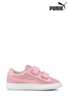 Pink Converse Glitter Chuck Lo