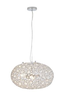 Bedu 3 Light Pendant