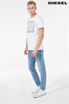 Diesel® Light Wash 84QN Thommer Skinny Fit Jean