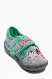 Jungle Slippers (Younger Boys)