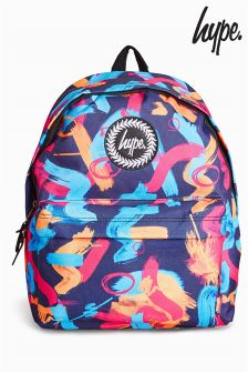 Hype Colour Strokes Backpack