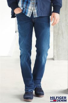 Hilfiger Denim Straight Fit Jean