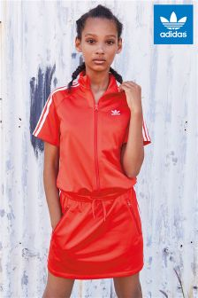 adidas Originals Red Firebird Dress
