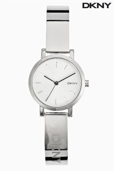 Silver DKNY SoHo Bracelet Watch