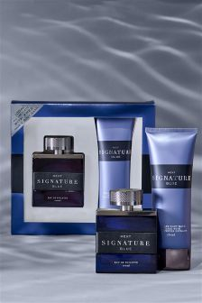 Signature Blue Fragrance Gift Set