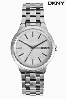 Grey DKNY Park Slope Watch