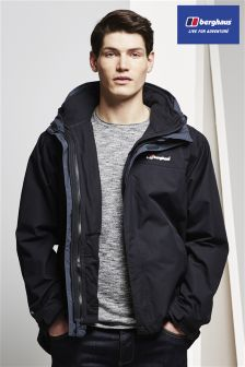 Berghaus Navy RG Alpha 3 in 1 Jacket