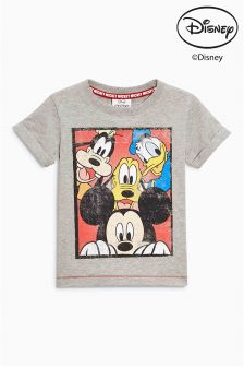 Short Sleeve Mickey Mouse T-Shirt (3mths-6yrs)