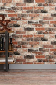 Bricks Wallpaper In 3 Shades