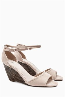 Curve Wedge Sandals