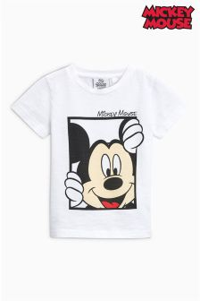 Short Sleeve Mickey Mouse™ T-Shirt (3mths-6yrs)