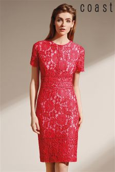 Red Coast Marlia Lace Dress