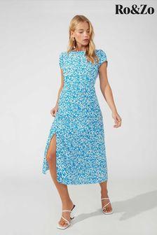 Teal Geometric Cube