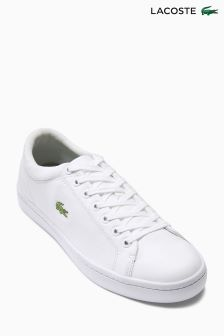White Lacoste® Straightset