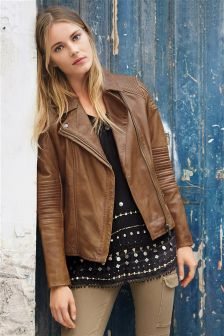 Ladies Brown Jackets
