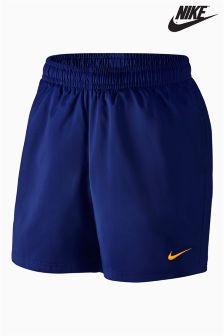 Nike Blue Flow Swim Short