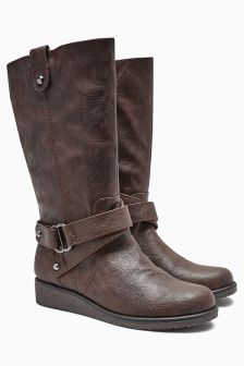 Forever Comfort Mid Length Boots