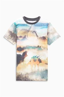 Dinosaur T-Shirt (3-16yrs)